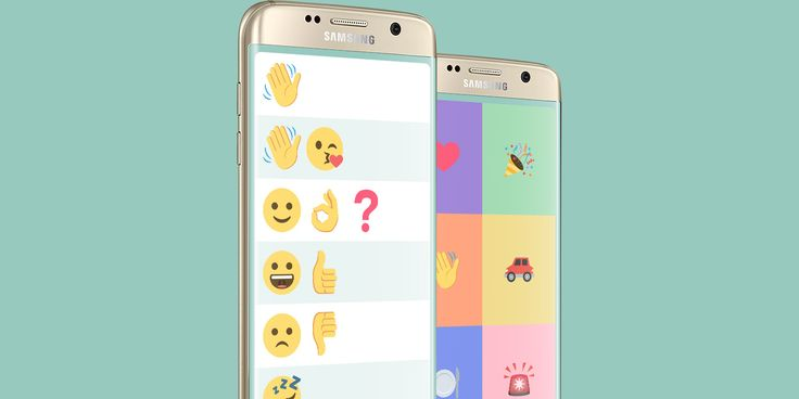 Wemogee is a free emoji-based chat app that uses emoji to help people suffering from aphasia to communicate with their loved ones.