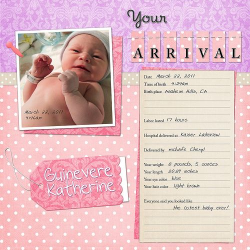 baby quotes for scrapbooking - photo #32