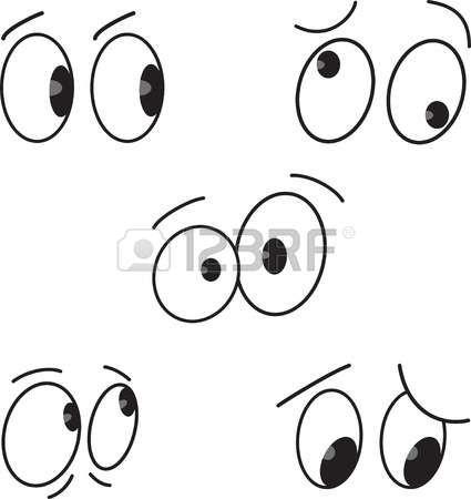 Počet nápadů na téma Ojos De Caricatura na Pinterestu: 17 ...