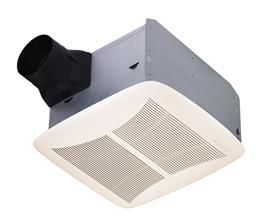 Remove Unpleasant Smell And Extreme Moisture From Bathroom By Adding This Energy Star Qualified Qt Series Very Quiet Ceiling Exhaust Bath Fan Nutone