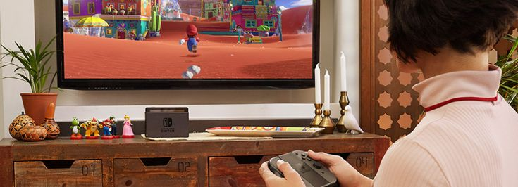 Nintendo Switch Sets Sales Record in US And Japan For 2017