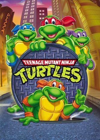 Las Tortugas Ninja (Serie de TV) (1987) - FilmAffinity