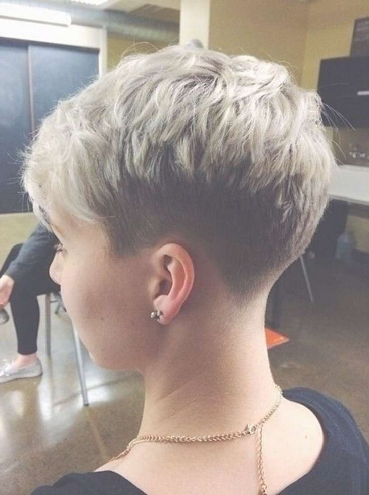 Image Result For Pixie Hair Cuts Back View Hair Cuts In - Haarschnitt Damen Kurz