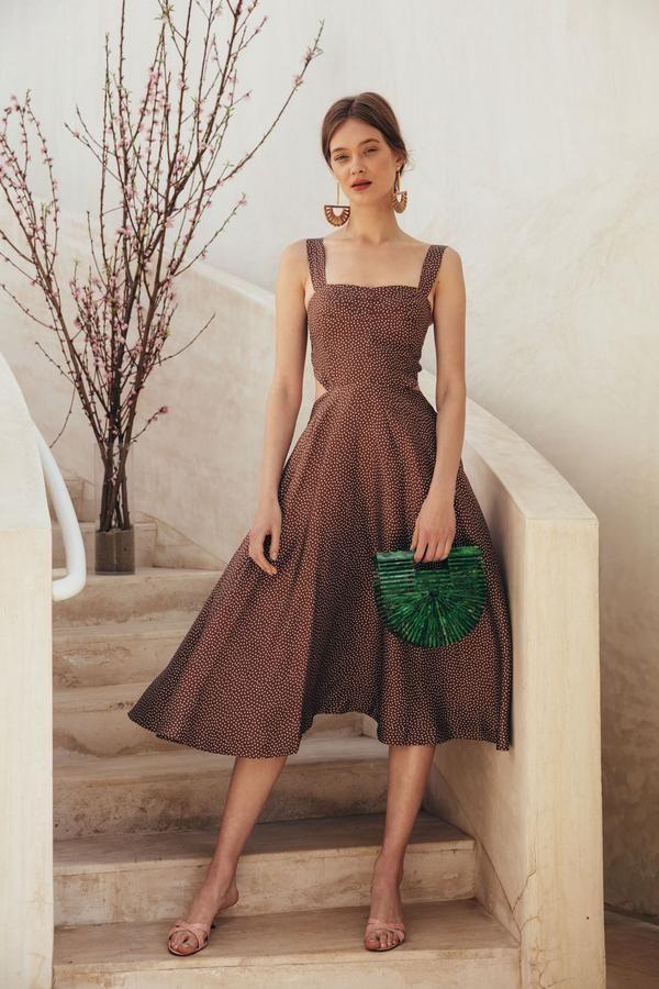 2018 Cocoa Y Dress Dressing Faye Femenina Moda Dot Pinterest En Moda Vestidos zqIHwBp