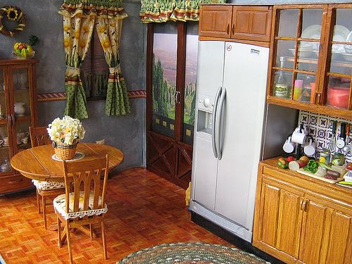 Italy Kitchen 1:6th scale
