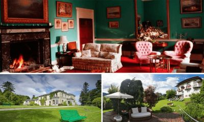 From a holy historic hotel in Italy to an Irish country house won in a card game, the stories behind Currarevagh House, Coopershill House and Hotel Alte Goste are worth a read.