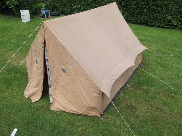 Das Zelt Stammt Vermutlich Aus Den 60er Jahren, Breite 145, Höhe 120, Länge