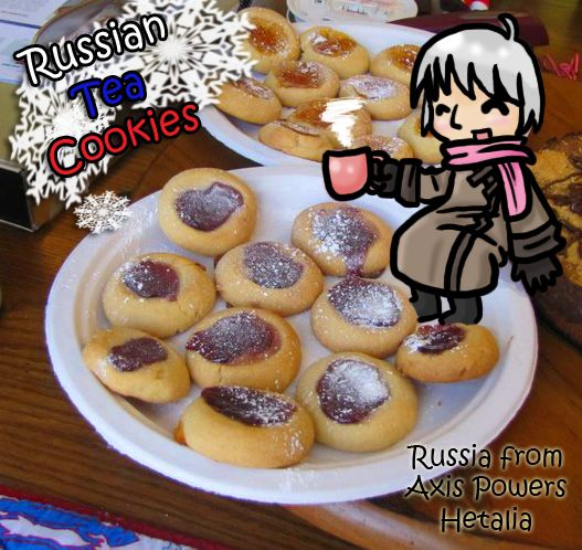 kuikuri:          Ingredients: Cookies: 1 cup of butter (salted or unsalted is fine) ½ cup of sugar 2 teaspoons of vanilla extract 2 cups of flour ¼ teaspoons of salt Topping: Nuts: Chopped walnuts or almonds, or nuts of your choice Filling: Jam or preserves of any fruit    Directions:      Preheat oven to 325 degrees F    In a large bowl, cream butter and sugar in an electric mixer. Add vanilla, flour and salt until thoroughly combined.    Roll spoonfuls of dough into small balls, and…