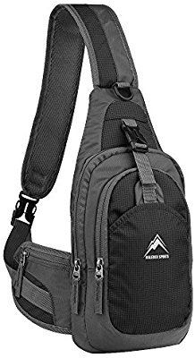 Camping & Hiking Climbing Bags Smart Unisex Nylon Crossbody Bags Military Travel Riding Cross Body Shoulder Backpack Men Messenger Chest Bag Pack Outdoor Bags