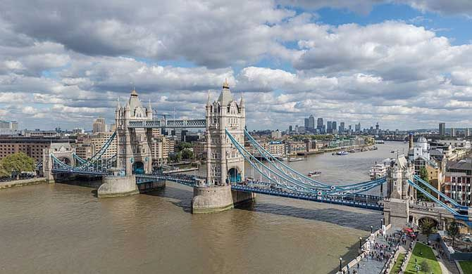 """Tower Bridge Exhibition <a href=""""http://www.hostelman.com/attractions/united-kingdom/greater-london/london/museum/tower-bridge/"""">Tower Bridge</a> is a combin... Get more information about the Tower Bridge Exhibition on Hostelman.com #event #United #Kingdom #culture #travel #destinations #tips #packing #ideas #budget #trips"""