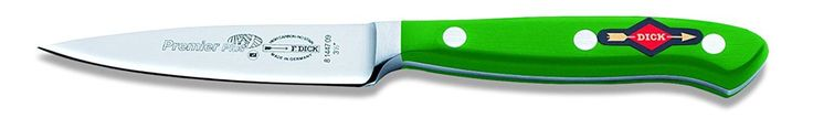 F.Dick Premier Plus -Paring Knife 3.5 inch - Black or Green Handle