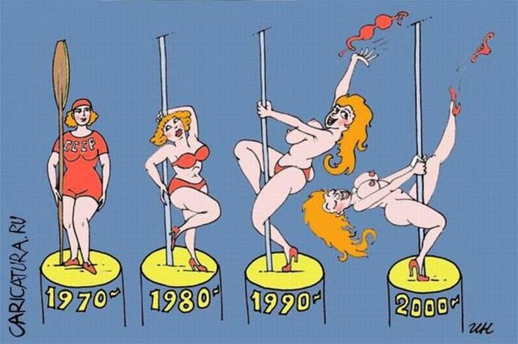 Evolution dance: Creative Parodi, Evolution Dance, 13 Parodi, Parodi Illustrations
