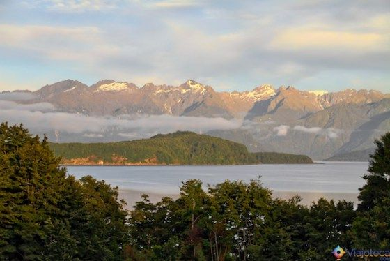 Lake Manapouri na Nova Zelândia 5