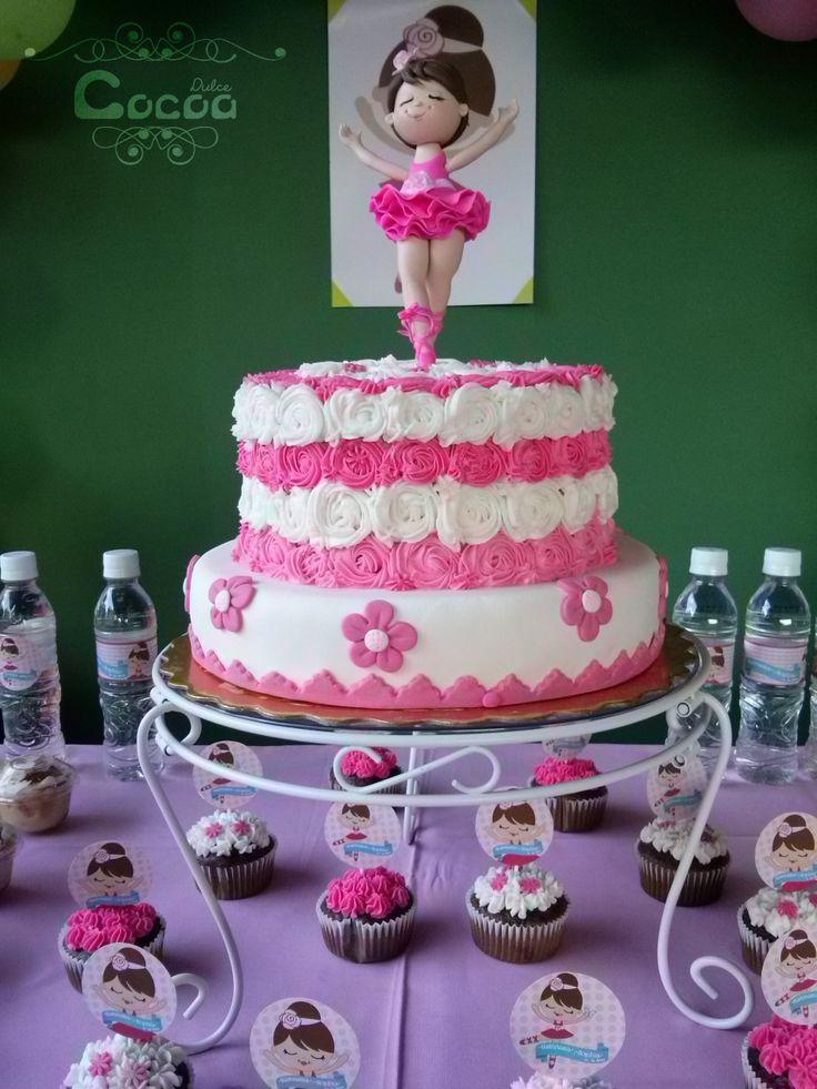 Torta de Bailarina. (Ballerina Cake)