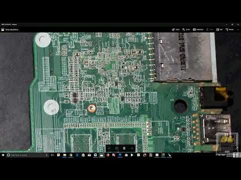 How To Identify Smd Components On Laptop Motherboard 2 ह द