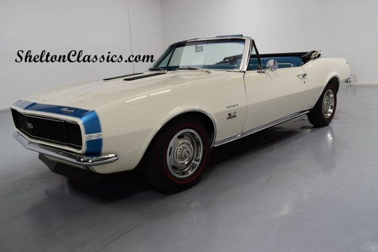 1967 Chevrolet Camaro for sale - Mooresville, NC | OldCarOnline.com Classifieds