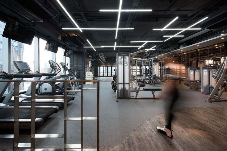 Fight Hard Fitness Fitness Gym Interior Gym Design Gym Design Interior