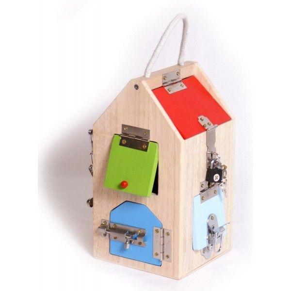 La maison aux serrures de l'îlot éducatif - 40€