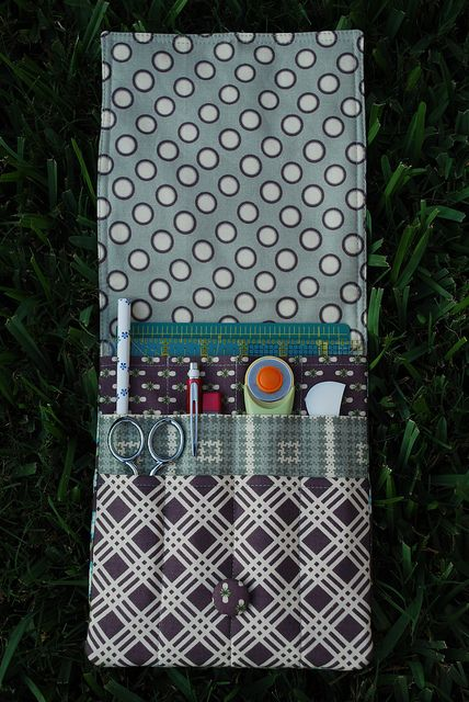Travel Sewing Kit by {Karamat}, via Flickr