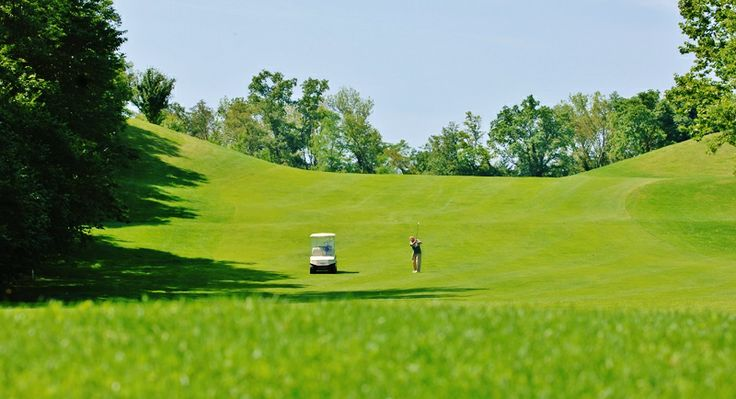 The course Golf Club Udine, Fagagna - Italy