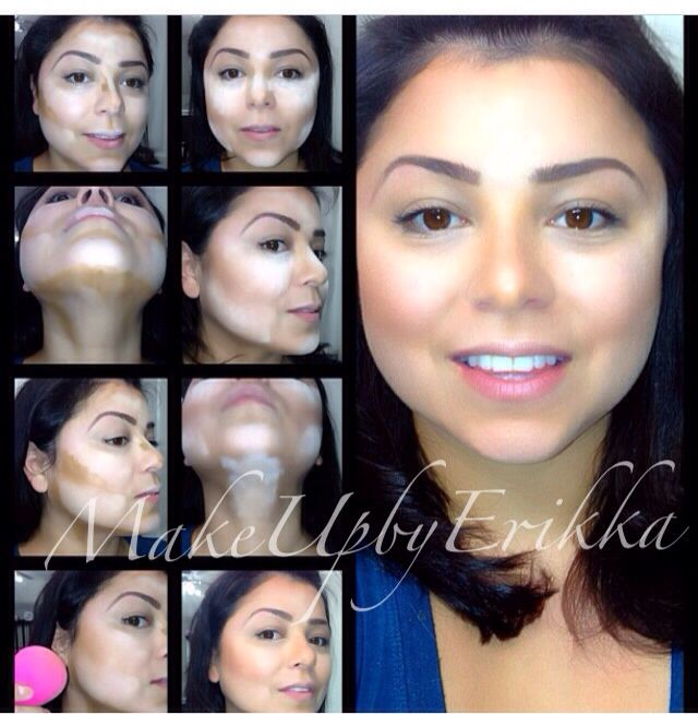 58 best Face contouring images on Pinterest