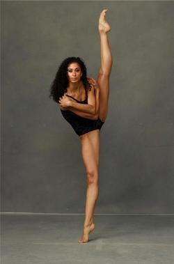 I LOVE Alvin Ailey: Alicia Graf Mack- Alvin Ailey Dance Company