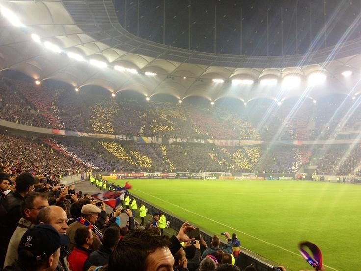 Steaua -Dinamo 3-1