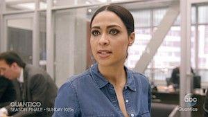 Sneak Peek Season Finale: Finding Miranda is Top Priority Video   Quantico