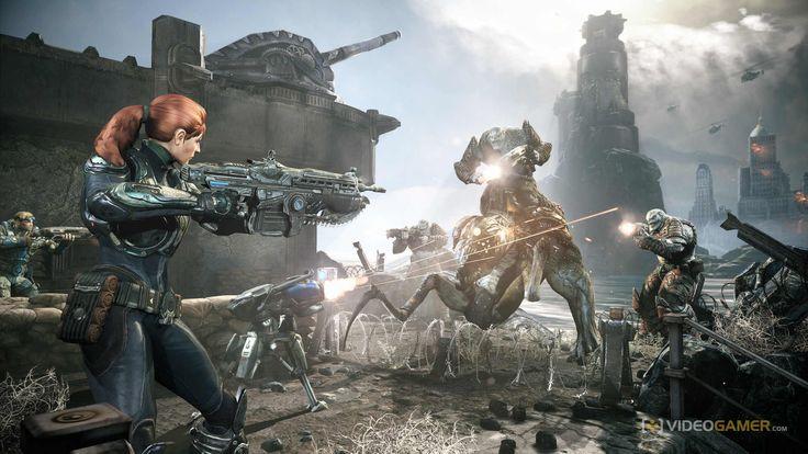Gears of War: Judgment screenshot #8 for Xbox 360 - VideoGamer.com
