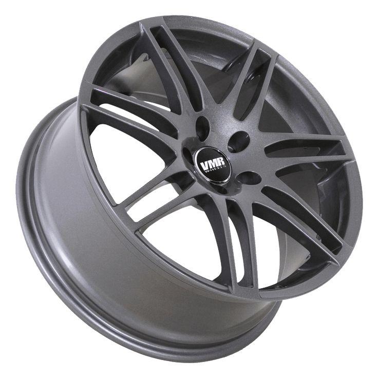 VMR V708 18x8.5 ET45 5x112 57.1 Gunmetal Wheel