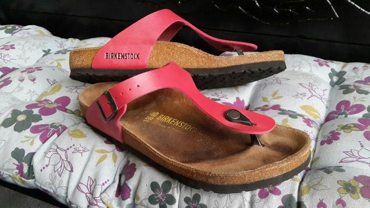German cork sandals Birkenstock #40