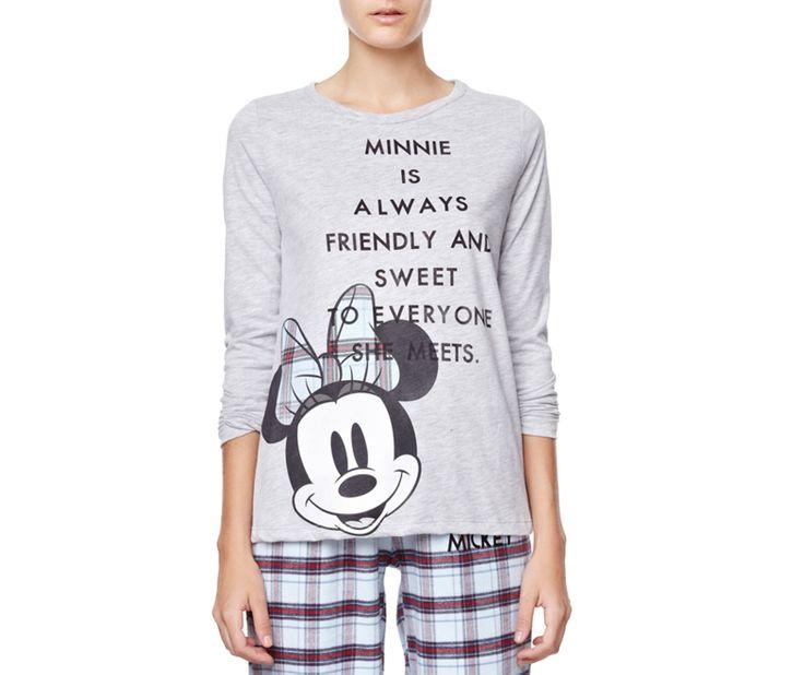 Minnie Mouse top - OYSHO