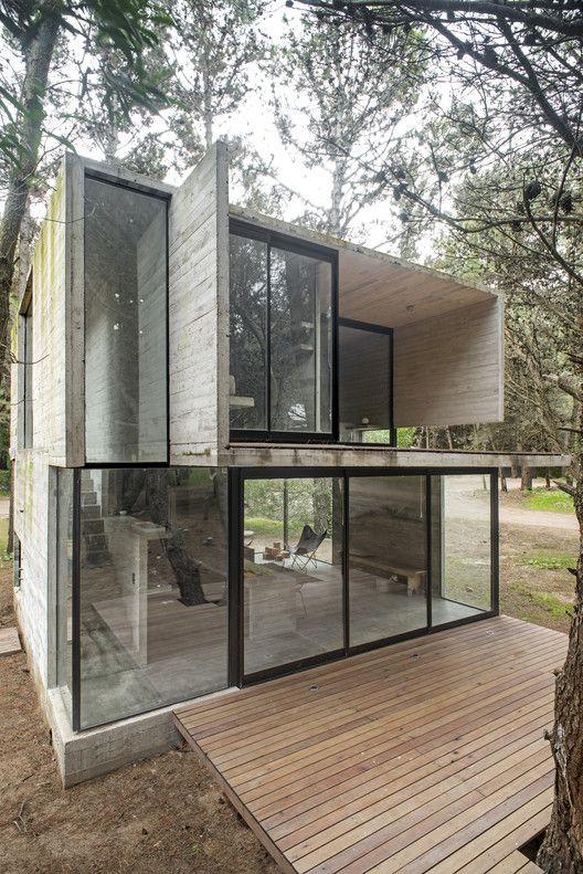 H3 House                                                                                                                                   / Luciano Kruk | ArchDaily México