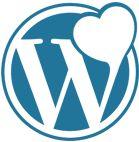 WordPress - great piece of fan art - http://wordpress.org/about/fanart/#     Grab the software at http://wordpress.org/