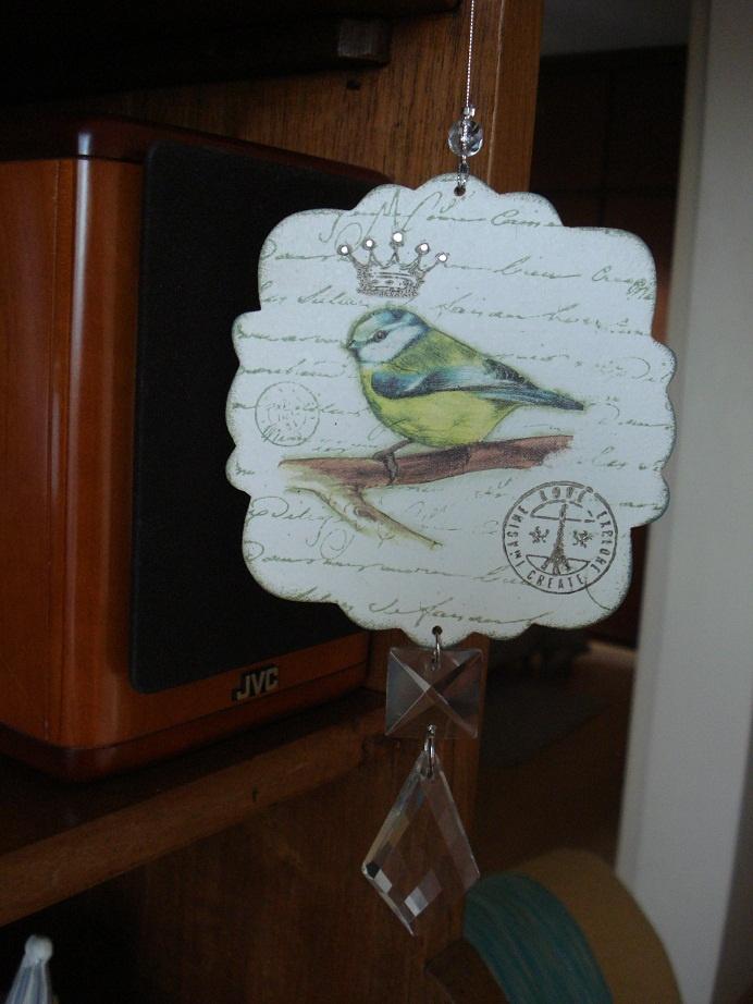 Little Bird IV Pendulim $19