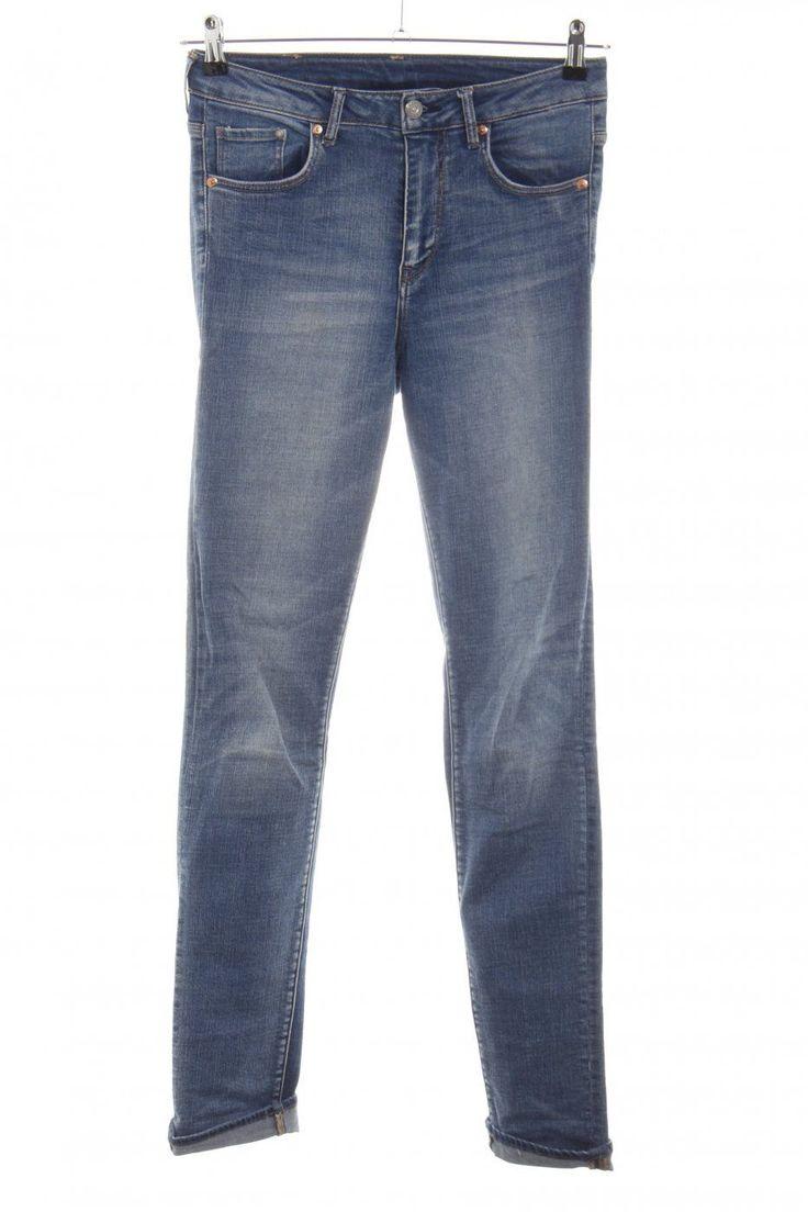 Hm slim jeans blau casuallook in 2020 jeans slim