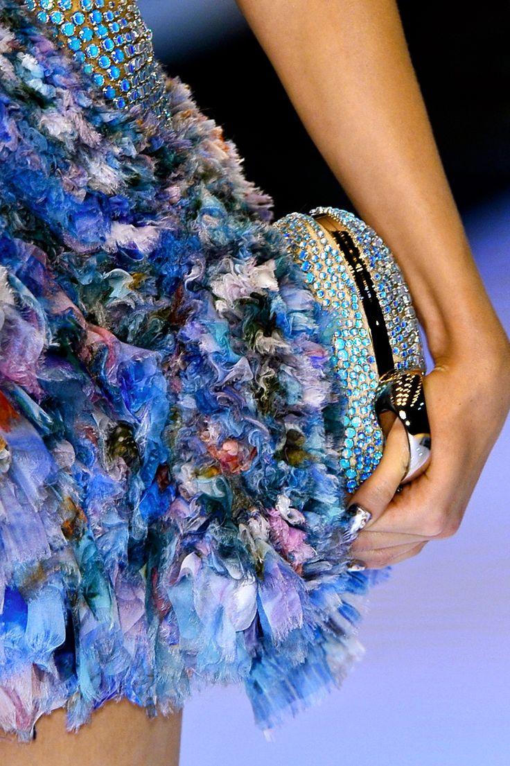 Karlie Kloss, Alexander McQueen S/S 2010