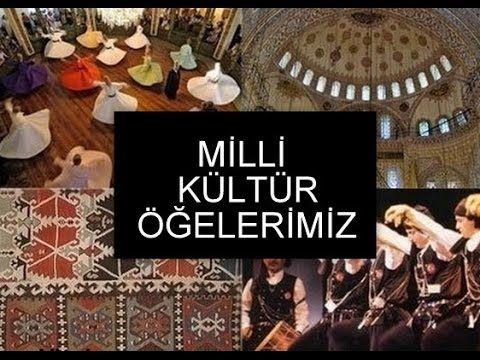 Milli Kültür Öğelerimiz #kültürümüz #millikültür #millikültürümüz