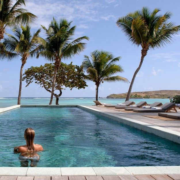 Le Sereno Hotel & Villas in St. Barth, French West Indies