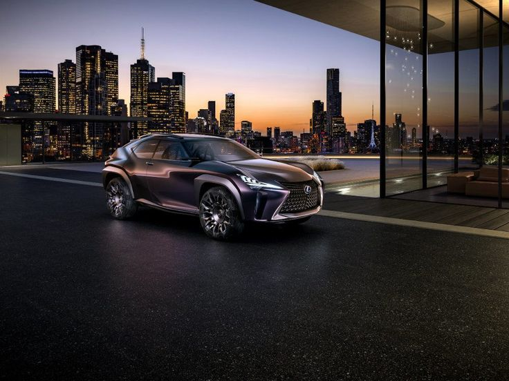 Lexus Bringing New Concepts & Technology to NAIAS