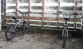 VeloPark gives secured bicycle stopping when looks are as imperative as the usefulness.   http://velodomeshelters.com
