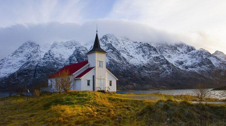 Красота Норвегии: Лофотенские острова. - Путешествуем вместе