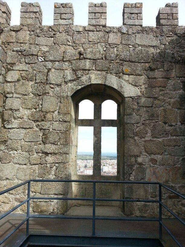 Castelo dos Templários em Castelo Branco