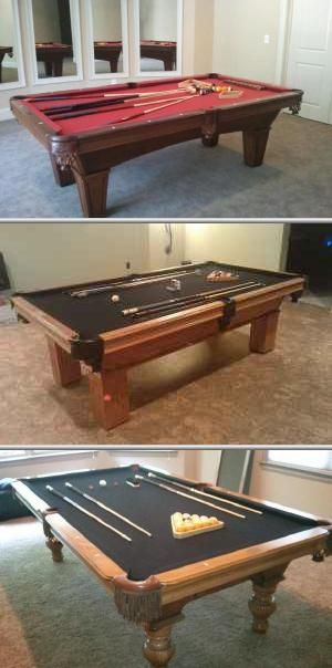 Searching for one of the top professional pool table movers that can provide slate pool table assembly services? Professional Billiard Services has received many well-rated comments from customer reviews.