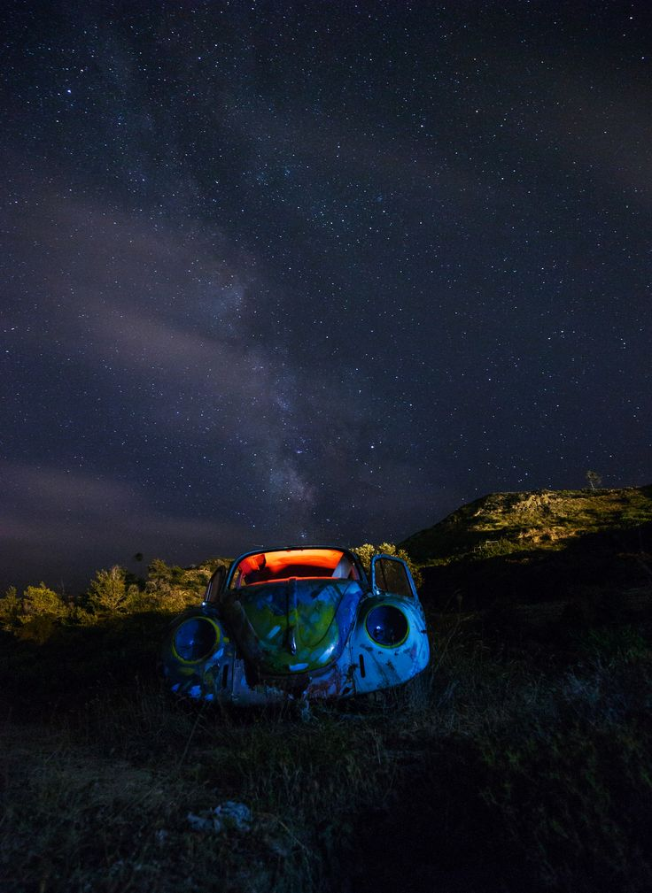 Herbie fully loaded - A more natural look of our galaxy!