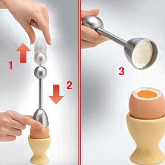 Egg Top Cutter