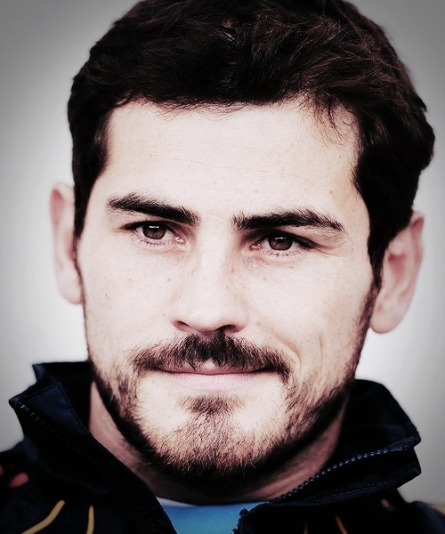 Iker Casillas Real #madrid goalkeeper