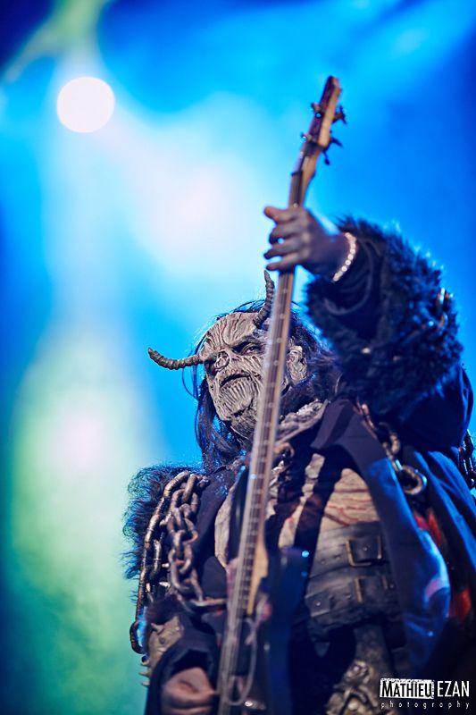 Ox, Lordi - Hellfest 2013 by Mathieu Ezan (Metalorgie)