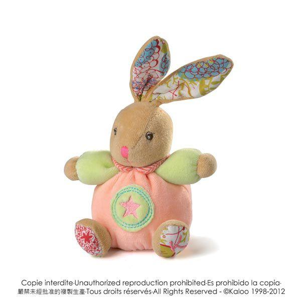 Věděli jste, že plyšáci Kaloo se vyrábějí již 16 let a prodávají se v 40-ti zemích světa? Velké oblibě se těší i tento Růžový plyšový králíček, kterého máte nyní možnost zakoupit si s zaváděcí 44% slevou na http://goo.gl/A1troV