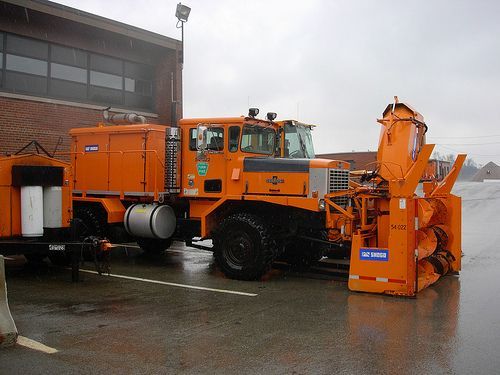 Snow Thrower Truck : Best images about snow plows on pinterest mercedes